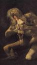 Goya, Saturno devorando hijos