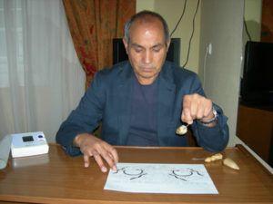 Benito Gallego Radiestesia