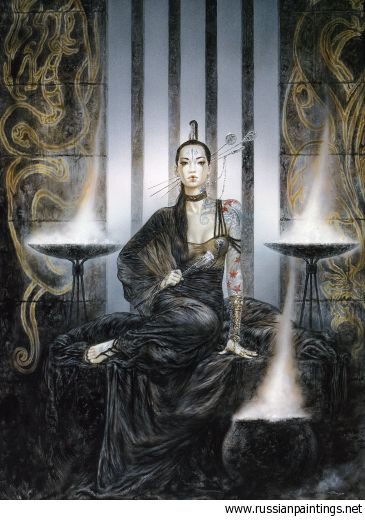 tarot-luis-royo-DeadMoon
