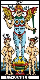 Conviértete en El Diablo del Tarot con Debbie Harry de Blondie