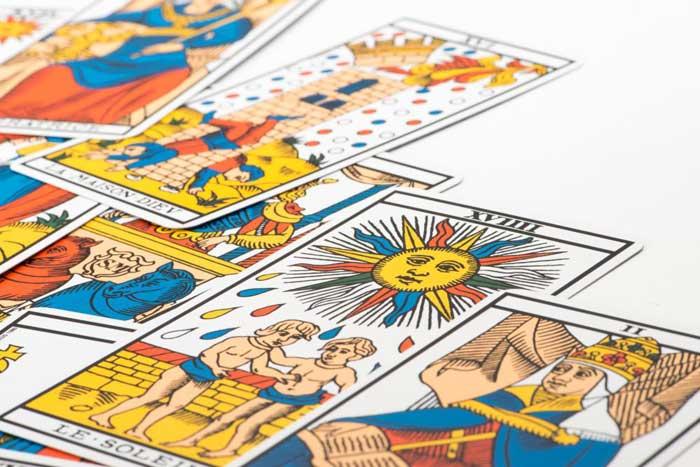 Tarot-Cartas