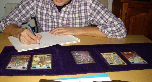 Tarot en consulta gestalt