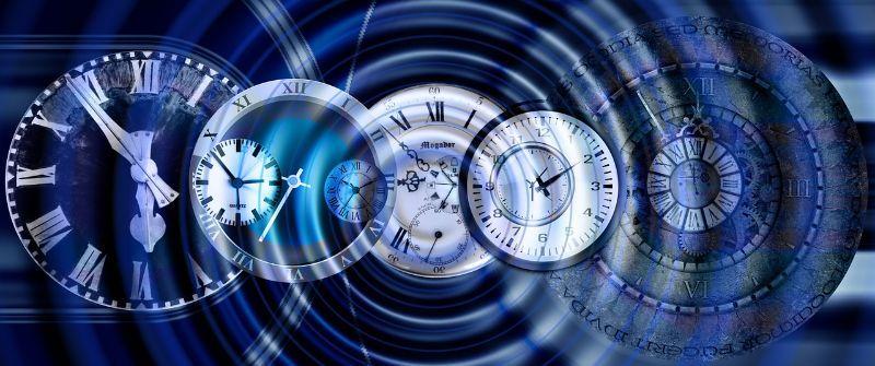 Relojes de ciclos astrologicos