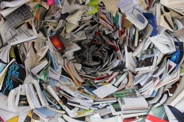 Libros acumulados
